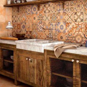 Коллекция Realonda Ceramica Blanes в интерьере
