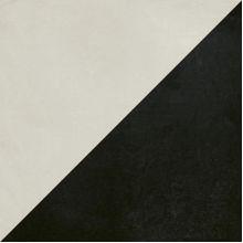 Керамогранит 4100532 Half Black 15x15