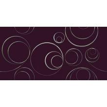 Плитка Decor Stella Arabesco Viola 63x31.5
