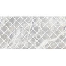 Плитка Декор Plazma Nuance серый 30х60