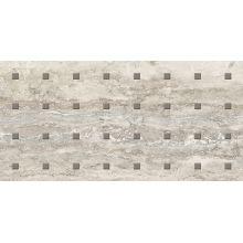 Плитка Декор Echo Elemental серый 30х60