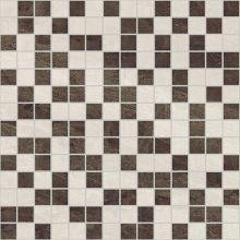 Мозаика Crystal коричневый+бежевый 30х30