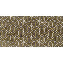 Декор Genesis Fractal коричневый 30х60