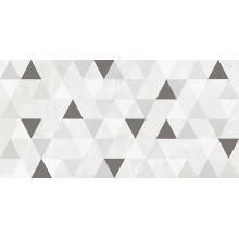 Плитка Декор Plazma Avers белый 30х60