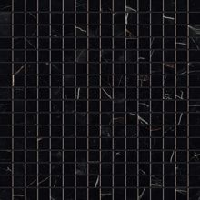 Мозаика Marvel Black Atlantis Mosaico Lappato 30x30