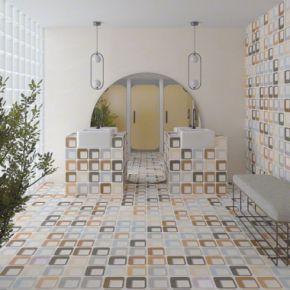 Коллекция Vives Ceramica Pop Tile в интерьере