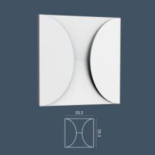 Декоративная Панель W107
