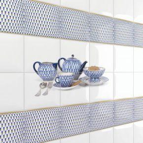 Коллекция Amadis Fine Tiles Teaport в интерьере