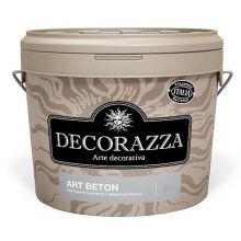 Декоративное покрытие DECORAZZA Art Beton 9кг