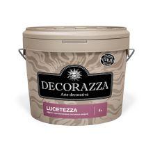 Декоративное покрытие DECORAZZA Lucetezza Alluminio LC-700 5л