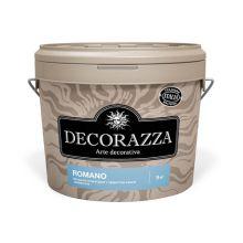 Декоративное покрытие DECORAZZA Romano 14кг