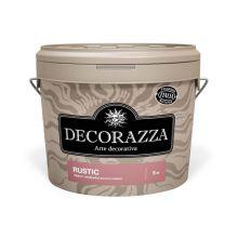 Декоративное покрытие DECORAZZA Rustic 15кг