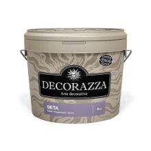 Декоративное покрытие DECORAZZA Seta ORO ST 800 база 1л