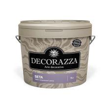 Декоративное покрытие DECORAZZA Seta ST-001 1кг