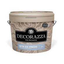 Декоративное покрытие DECORAZZA Seta da Vinci SD 001 5кг