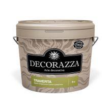 Декоративное покрытие DECORAZZA Traverta 15кг