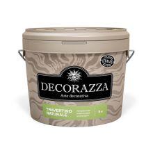 Декоративное покрытие DECORAZZA Travertino Naturale 15кг