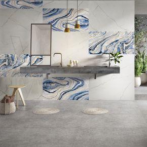 Коллекция Pastorelli Ceramiche Sunshine в интерьере