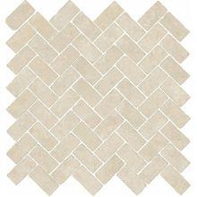 Мозаика Дженезис Уайт Кросс 31,5х29,7 (620110000091)
