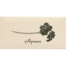 Decor Apium crema & Blanco