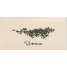 Decor Thimun crema & Blanco