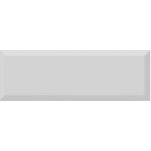 Monocolor Biselado Brillo Gris
