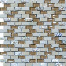 Мозаика Brick 1.5x3 30x30 CV11015
