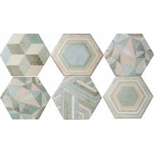Portland Hexagon Deco 21,5x25
