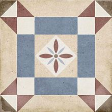 Плитка керамическая напольная 24399 ART NOUVEAU Lys Colour 20х20 см