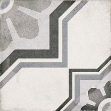 Плитка керамическая напольная 24413 ART NOUVEAU Capitol Grey 20х20 см