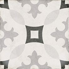 Плитка керамическая напольная 24417 ART NOUVEAU Karlsplatz Grey 20х20 см