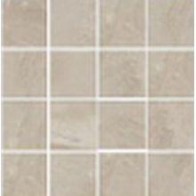 Мозаика керамическая полированная MARBLES MALLA KASHMIR Hueso (7х7) 30x30 см