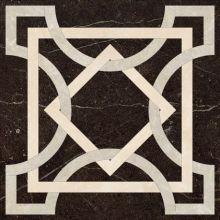 33 Classic Magic Tile 60x60 (Brandenburg Black)