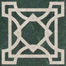 32 Classic Magic Tile 60x60 (Brandenburg Green)