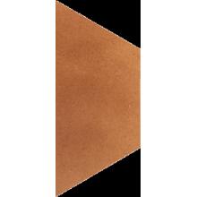 Aquarius Brown Trapez Плитка напольная 12,6х29,6х1,1