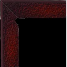 Cloud Brown Duro Цоколь левый структурный 2-х элем 30х8,1