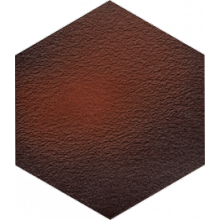 Cloud Brown Duro Heksagon Плитка напольная структурная 26х26х1,1