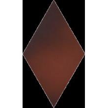 Cloud Brown Romb Плитка напольная гладкая 14,6х25,2х1,1