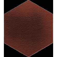 Cloud Rosa Duro Heksagon Плитка напольная структурная 26х26х1,1