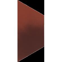 Cloud Rosa Trapez Плитка напольная гладкая 12,6х29,6х1,1