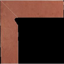 Cotto Naturale Цоколь левый 2-х элем 30x8,1x1,1