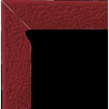 Natural Rosa Duro Цоколь левый структурный 2-х элем 30х8,1