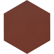 Natural Rosa Heksagon Плитка напольная гладкая 26х26х1,1