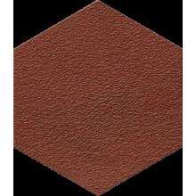 Natural Rosa Duro Heksagon Плитка напольная структурная 26х26х1,1