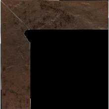 Semir Brown Цоколь левый структурный 2-х элем 30х8,1