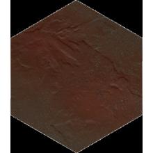 Semir Brown Heksagon Плитка напольная 26х26х1,1
