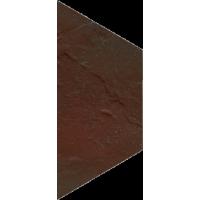 Semir Brown Trapez Плитка напольная 12,6х29,6х1,1