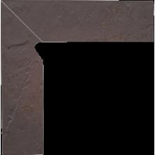 Semir Rosa Цоколь левый структурный 2-х элем 30х8,1