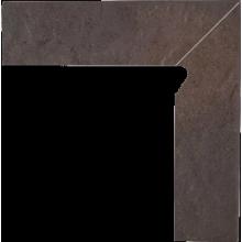 Semir Rosa Цоколь правый структурный 2-х элем 30х8,1