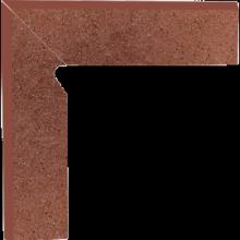 Taurus Brown Цоколь левый структурный 2-х элем 30х8,1